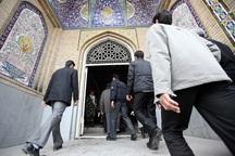 مساجد کرمانشاه آماده پذیرایی از روزه داران است