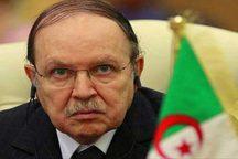 رئیس جمهور الجزایر به پایان کار خود نزدیک می شود