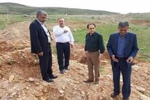 توسعه ۴۰۰ هکتار باغات دیم و گیاهان دارویی در اراضی شیب دار خرم آباد