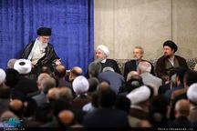 اعلام شروط جمهوری اسلامی ایران برای ادامه برجام با اروپا از سوی رهبر انقلاب/ اقتصاد دولتی جواب نمی دهد؛ باید بخش خصوصی را وارد میدان کنیم
