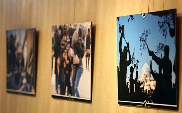 رونمایی از پوستر جشنواره فیلم و عکس ردپای خورشید در آبیک