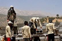 حدود 11 هزار طرح عمرانی با مشارکت سپاه در کشور اجرا شد