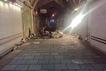 طرح کفسازی بازار تبریز به طور کامل اجرا نشده است
