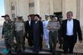 دیدار صمیمانه فرماندهان عالی رتبه ارتش جمهوری اسلامی ایران با سید حسن خمینی