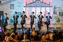 جشنواره فرهنگ و سنن اقوام ایرانی در قزوین  پایان یافت