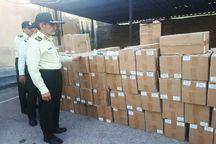 ۴۴ میلیارد و ۱۳۳ میلیون ریال کالای قاچاق در استان بوشهر کشف شد