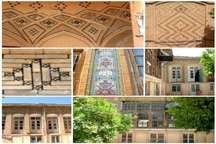 تخصیص 350 میلیون ریال اعتبار ملی برای مرمت بخش هایی از خانه تاریخی پاک نظر در شیراز