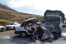 تصادفات جنوب سیستان و بلوچستان 23 کشته برجا گذاشت