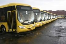 50 درصد اتوبوسهای سامانه 5 اتوبوسرانی تهران غیر فعال است