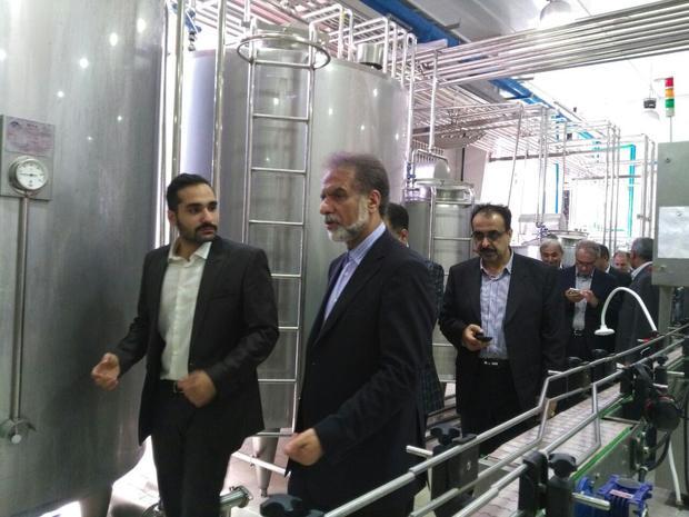 بهره برداری از 450 طرح صنعتی و تولیدی با 16 هزار اشتغالزایی در کشور