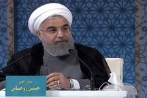 روحانی :/این برج های بزرگ تهران را  به چه کسی مجوز می دهید؟