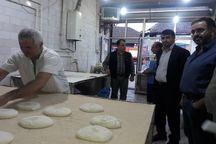 رزمایش پخت اضطراری نان در شهرهای آستارا و لوندویل برگزار شد