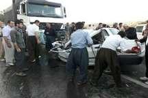 2 کشته و 3 مصدوم  در تصادف محور سردشت- پیرانشهر