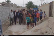 دستور سردار سلیمانی برای تخلیه روستایی در شادگان
