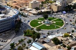 عملیات اصلاح هندسی میدان شهداء شهرکرد آغاز شد
