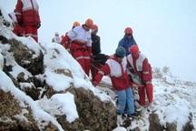 یکی از کوهنوردان تهرانی نجات یافته در گرمسار جان باخت
