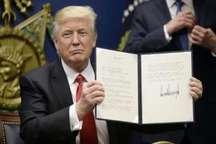 ترامپ پرونده فرمان مهاجرتی را به دیوان عالی آمریکا می برد