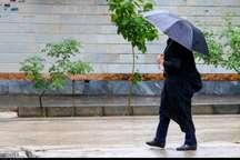 بارش باران هوای بجنورد را تلطیف کرد