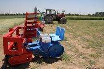 تجهیزات کشاورزی البرز نوسازی می شود