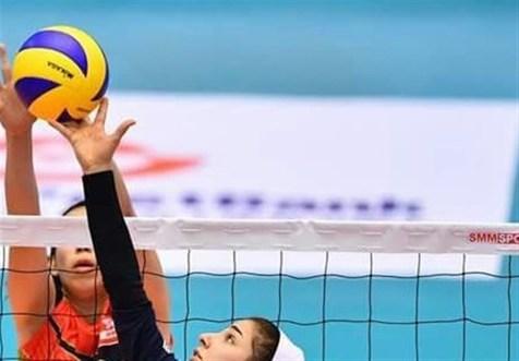 شکست بانوان پیکان مقابل نماینده قزاقستان