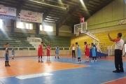 آغاز مسابقات بسکتبال قهرمانی نوجوانان کشور در رشت