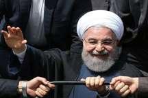 رویدادهای خبری امروز یکشنبه هفدهم اردیبهشت در آذربایجان غربی  سفر دکتر روحانی به ارومیه