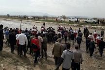 پیدا شدن جسد زن جوان مفقود شده در سیل اخیر آذرشهر