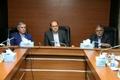 جلسه مشترک مدیران مناطق اقتصادی بندر امام خمینی و صنایع پتروشیمی برگزار شد