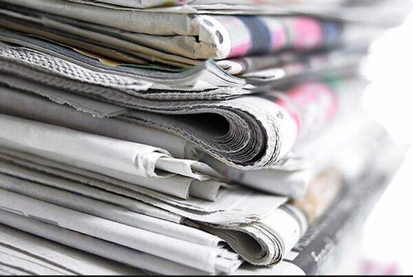 خبرنگار ایرنا در جمع برگزیدگان نخستین جشنواره فصلی مطبوعات ایلام