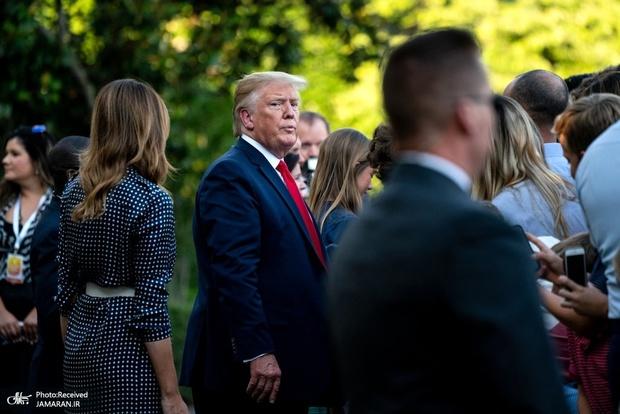 متحدان ترامپ به تاکتیک ها و قدرت آمریکا شک دارند