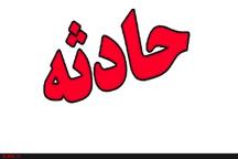 ۴ مصدوم در واژگونی خودرو در محور دماوند به تهران