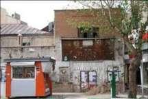 تخریب قدیمی ترین سینمای اردبیل