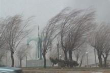 هواشناسی برای سمنان وزش باد شدید پیش بینی کرد