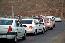 جادههای منتهی به مازندران همچنان زیر بار ترافیک سنگین است