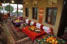 افزون بر 300 گردشگر در اقامتگاه بوم گردی مراکان اقامت کردند