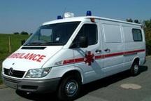 تصادف در اهواز 2 کشته بر جای گذاشت