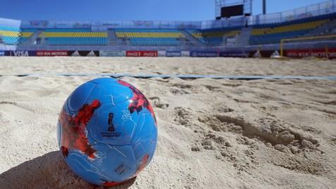 دعوت از دو اردکانی به اردوی تیم ملی ب فوتبال ساحلی