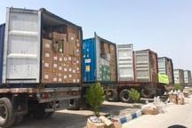 30 میلیارد ریال کالای قاچاق در کهریزک کشف شد