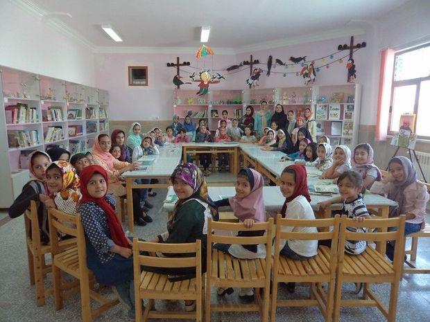 ۳۵۰۰ کودک سبزواری از خدمات کانون پرورش فکری کودکان بهرهمند شدند