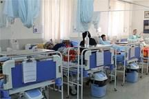تختهای بیمارستانی در شهرستان گنبدکاووس افزایش مییابد