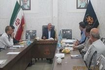 جلسه تودیع و معارفه مدیر عامل انجمن حمایت از زندانیان بروجرد