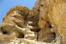 کرفتو نخستین غار طبقاتی و دست کند ایران میزبان گردشگران داخلی و خارجی