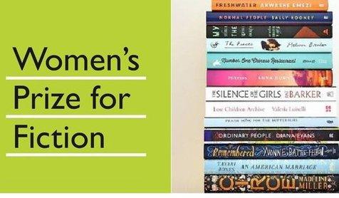نامزدهای جایزه ادبیات داستانی زنان در سال ۲۰۱۹