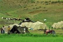 کوچ بهاره عشایر خمین و دلیجان در مناطق ییلاقی آغاز شد