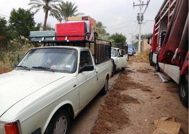 53 نفر از نوعروسان کمیته امداد کنارک کمک جهیزیه دریافت کردند