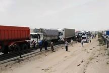 تصادف در محور قم - گرمسار 13 کشته و زخمی برجای گذاشت
