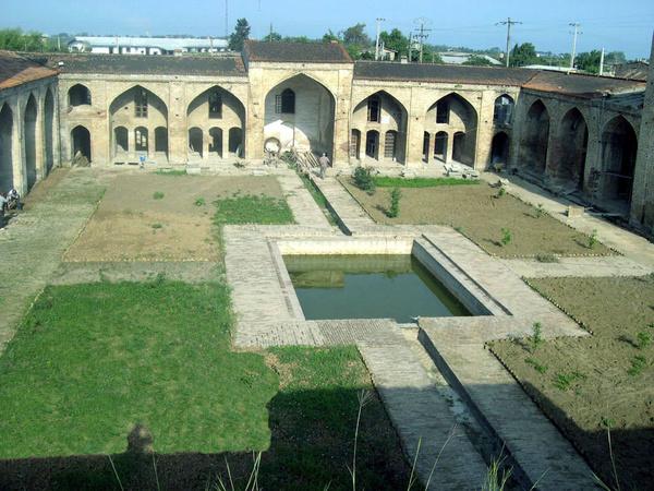 طرح بازسازی کاخ جهاننما بزودی اجرا میشود