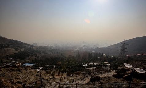 هوای تهران برای گروههای حساس «ناسالم» است
