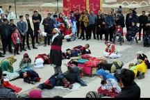 جشنواره سراسری تئاتر خیابانی ارس نفرات برتر خود را شناخت