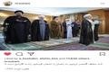 انتشار عکسی معنادار در اینستاگرام حسن روحانی
